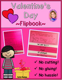 NEW Valentine's Day DOUBLE-SIDED Flipbook!