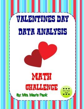Valentine's Day Data Math Challenge