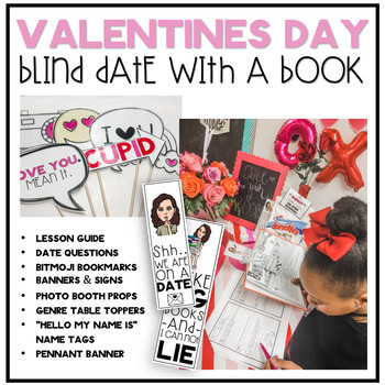 Valentine's Day Date With a Book
