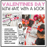 Valentine's Day Blind Date With a Book