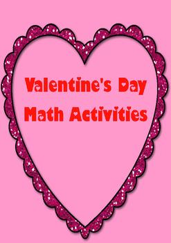 Valentine's Day Decimals