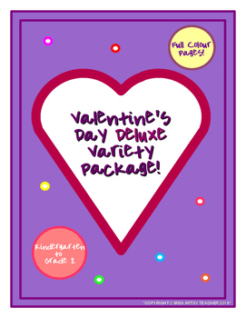 Valentine's Day Deluxe Variety Package