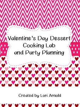 Valentine's Day Dessert/Snack Lab