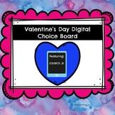 Valentine's Day Digital Choice Board| Scratch Jr. App