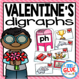 Valentine's Day Digraph Match-Up