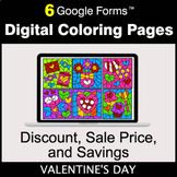 Valentine's Day: Discount, Sale Price, Savings - Digital C
