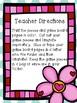 Valentine's Day Division File Folder Game