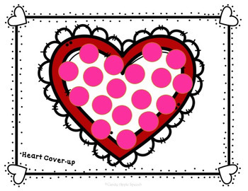 Valentine No Prep Activity