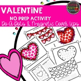 Valentine No Prep Activity