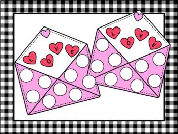 Valentine's Day Dobber Pack