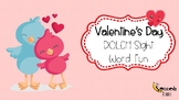 Valentine's Day Dolch Sight Word