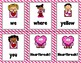 Valentine's Day Dolch Sight Words Game