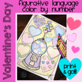 Valentine's Day ELA Activity - Common Core Aligned