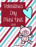 Valentine's Day ELA Mini Unit!