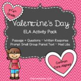 Valentine's Day ELA Pack