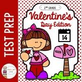 Valentine's Day ELA Test Prep