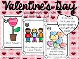 Valentine's Day Easy Reader BUNDLE!
