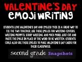 Valentine's Day Emoji Writing