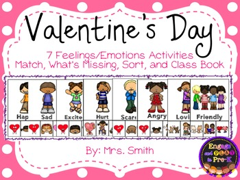 Valentine's Day Emotions