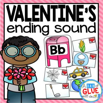 Valentine's Day Ending Sound Match-Up