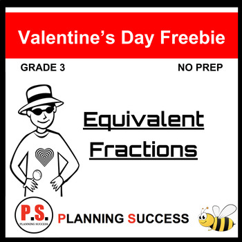 Equivalent Fractions - FREEBIE