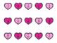 Valentine's Day Equivalent Fractions Sort