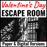 Valentine's Day Activity - Escape Room