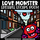 Valentine's Day Escape Room