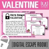 Valentine's Day Escape Room- Science Digital Breakout