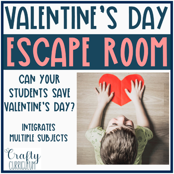 Valentine's Day Escape Room Solve the Room