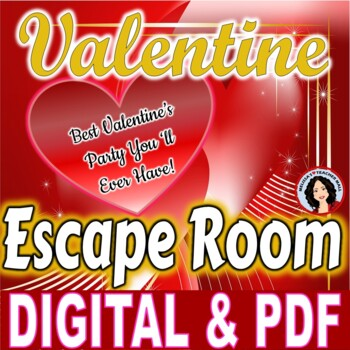 Valentine's Day Escape – Valentine's Day Activities for Your Party