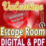 Valentine's Day Escape – Valentine's Day Activities for Your Party Digital & PDF
