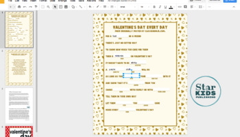 Valentine's Day Every Day **easy to use**