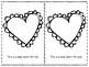 Valentine's Day FREE Emergent Reader
