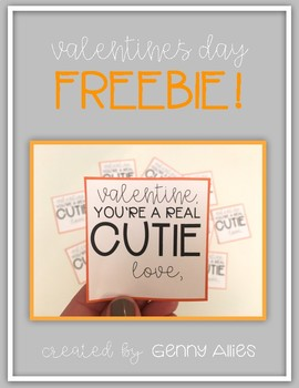 Valentine's Day FREEBIE!