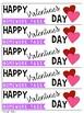 Valentine's Day FREEBIE - Homework Pass