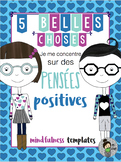 La gentillesse à l'école ! 5 Belles Choses Kindness at School