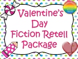 Valentine's Day Fiction Retell Package