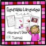Valentine's Day Figurative Language Test