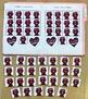 Valentine's Day File Folder Game:  Little Love Monster's Letter Match