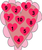 Valentine's Day File Folder Games Bundle