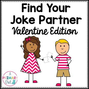 Valentine's Day:  Find Your Joke Partner