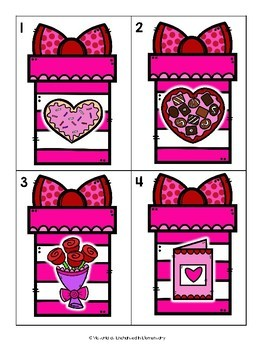 Valentine's Day Find and Graph: A Differentiated Math Center