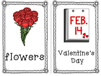 Valentine's Day Find and Write