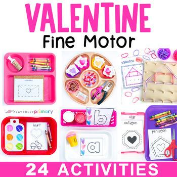 Valentine's Day Fine Motor Pack