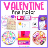 Valentine's Day Fine Motor   February Activities for Presc