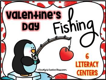 Valentine's Day Fishing Literacy Center