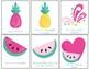 Valentine's Day Flamingo Cards