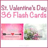 Valentine's Day Flash Cards