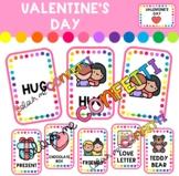 Valentine's Day - Flashcards - Colour me Confetti